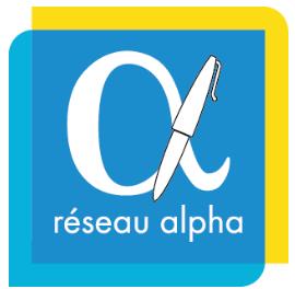 Réseau Alpha