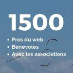 #Profiling : Qui sont les 1500 pros du web bénévoles ?