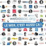 1308 renforts web apportés aux associations en 2019, bénévolement