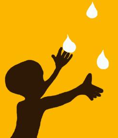 logo de l'association goutte à goutte