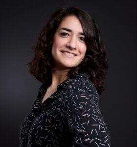 Portrait d'Aline Franconnet