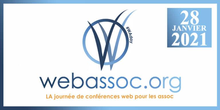 WAday 2021 : Edition 100% en ligne