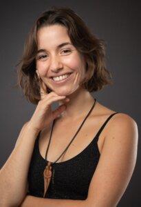 Portrait d'Alexandra Bonneau Ohme